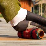 Om Roller 5-inch leg rolling