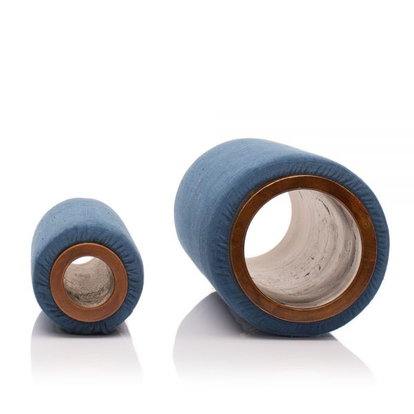 Nesting Duo Roller Set with Indigo covers